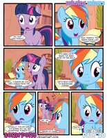 Building Bridges - Page 20 (UPDATED DESCRIPTION) by Somepony