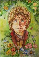The Hobbit by Feyjane