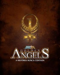 Golden Angels Logo by elbuga
