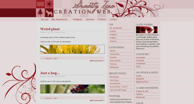 Webdesign63 by Ymadea