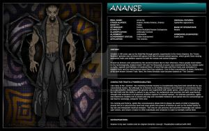 Ananse by MadJack-S