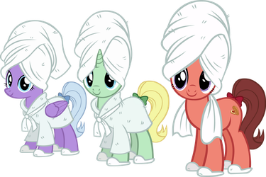 Bimbettes At The Spa by IronM17