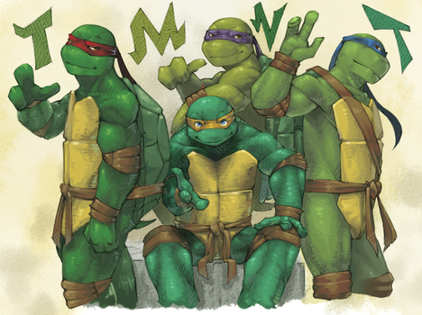 TMNT-HEY by tmask01