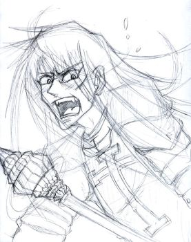 HOW DARE YOU??? -WIP- by iwantmyanime