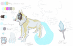 Contest Entry: The lost dog of Atlantis - OC Ref. by CrimsonVampiress