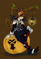 Halloween Sora by Refielle