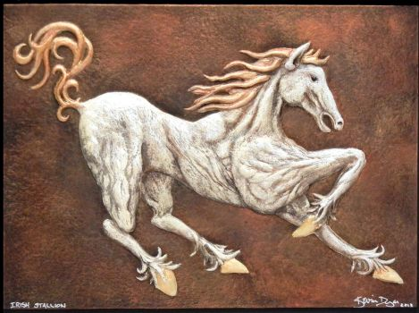 Irish Stallion by kevindyer