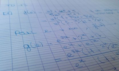 Maths by Poulp-ed