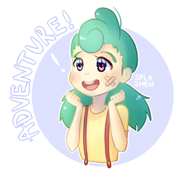 Nikki from Camp Camp by senapon