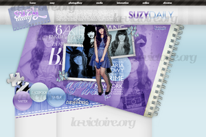 Miss A's Suzy Premade by R21Art