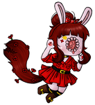 Pagedoll Commission: Poppie by Madssnorkle