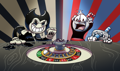 Cuphead: Never Deal With Demons by Rile-Reptile