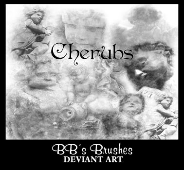 Cherubs by BBs-Brushes