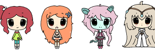 chibi requests - batch 1 by Mii--pon