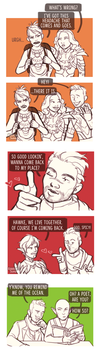 Dragon Age Incorrect Quotes by RoorenSama