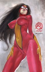 Spider-woman-2-2015 by synthetikxs