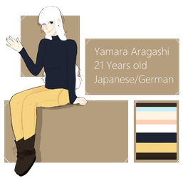 Yamara Aragashi-reference sheet 2.0 by thunderstorm210