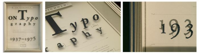 Typography as a Specimen by KidATested