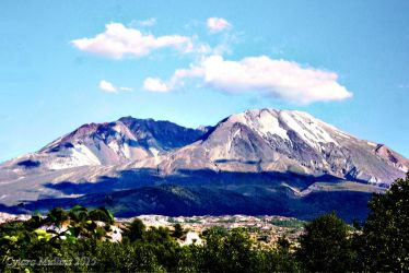 Mt St Helens by FurBabyPhotography