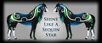 Shine Like A Sequin Star Ref by Drasayer