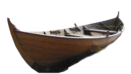 Cut Out Boat by SolStock