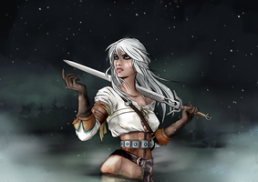 Cirilla by SmaragdGreen