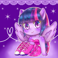 Equestria Girls Twilight Sparkle by krisscheen