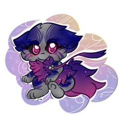 Chibi Gift for KonanDimir by Kydashing
