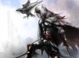 Assassin's Creed Digital Art by Aths-Art