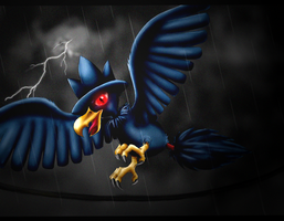 Pokemon: Murkrow