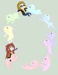 Group Collab Entry for VeronicaPrower by ignessie