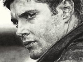 Dean Winchester by Ptolemie