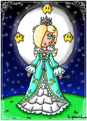 Queen Rosalina by ninpeachlover