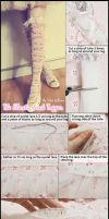 Elastic Sock Topper Tutorial by VioletLeBeaux