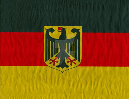 German Flag by hassified