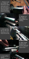 Sonic Screwdriver Tutorial Part 1 by Toukejin