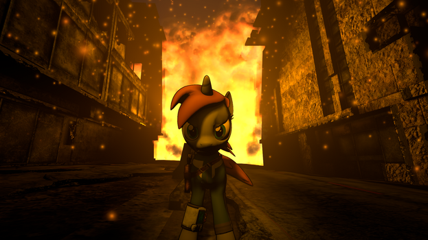 [SFM] I don't want to set the world on fire by BookerDawatt