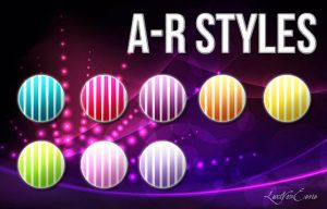 A-R Styles by LexiVonEerie