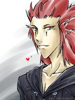 AXEL IS TOO SMEXY FOR SHOO by Eru-kun