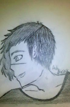 Andy Doodle by kyolover123456789