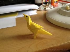 Little Canary by Back-2-Life