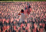Sea of Flags by MyLifeThroughTheLens
