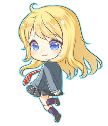 Kaori : Your Lie in April by FirstiArt
