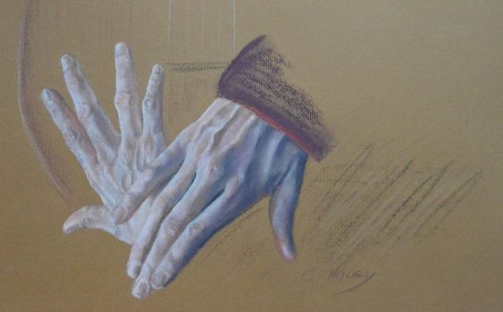 Tom's Hand 13 'Gibson' by Andromaque78
