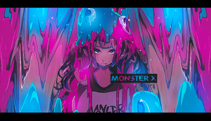 Monster X by BCaves