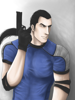 You Guessed It -Mortal Kombat- by brucestache