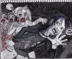 Zombies by LovinaYavari