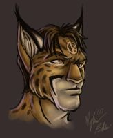 Marcus Bobcat by SilverKitty000