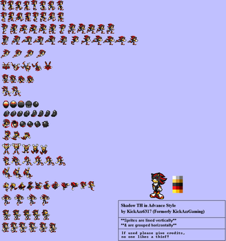 Shadow in Advanced Style Sheet Version 0.6 by KickAzzGaming