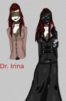 Dr. Irina- Gift by LiaWorlds